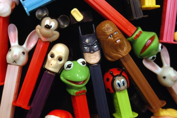 There's A Pez Candy Movie In The Works