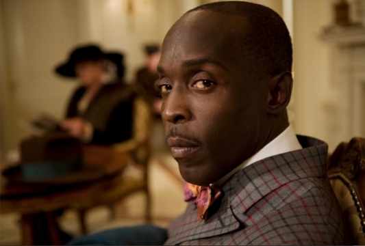 Michael K. Williams Joins Twelve Years A Slave