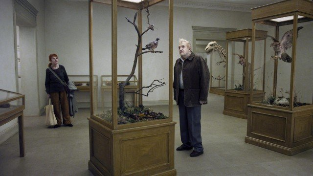 A Pigeon Sat On A Branch Reflecting On Existence Caspule Review [TIFF 2014]