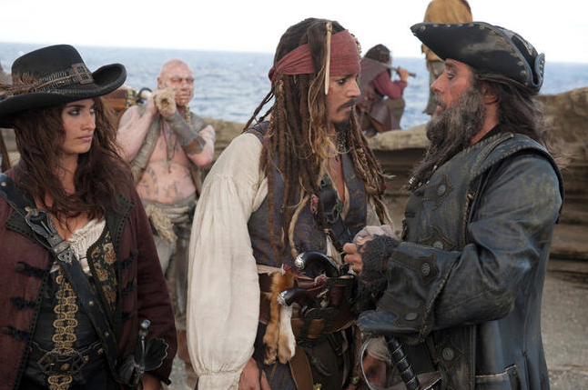 Pirates of the Caribbean: On Stranger Tides Review