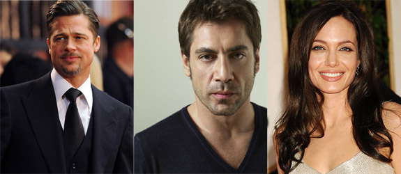 Javier Bardem, Brad Pitt & Angelina Jolie Closing In On The Counselor
