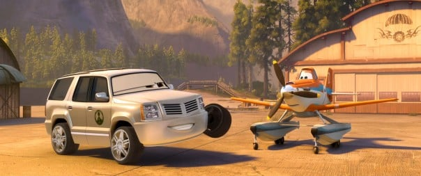 Planes: Fire & Rescue Review