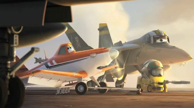 pixar brave trailer. Planes Image New Trailer For