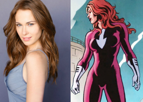 Kelly Frye To Play Plastique On The Flash