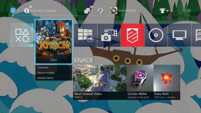 Share Play And Custom Themes On Their Way To PlayStation 4 Next Week