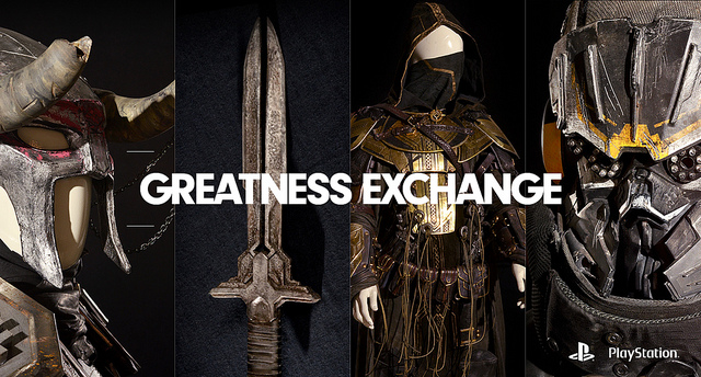 Trade Gold Trophies For PlayStation Memorabilia With Sony's Greatness Exchange