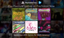 September 2015 PlayStation Now Line-Up Brimming With PixelJunk Titles