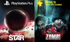 Dead Star And Zombi Headline April's PlayStation Plus Lineup