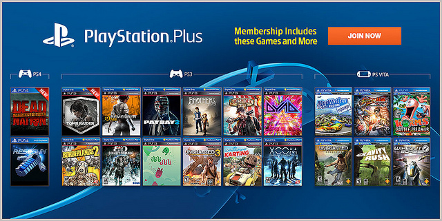 PlayStation Plus' March Update Delivers Tomb Raider And Dead Nation