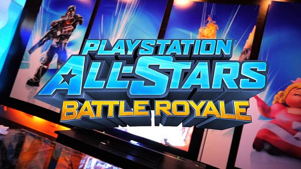 PlayStation All-Stars Battle Royale Is Officially A Thing