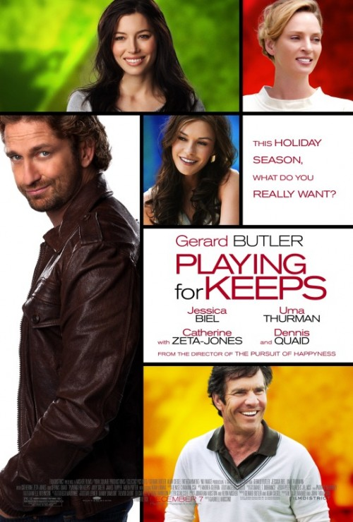 Playing For Keeps Review