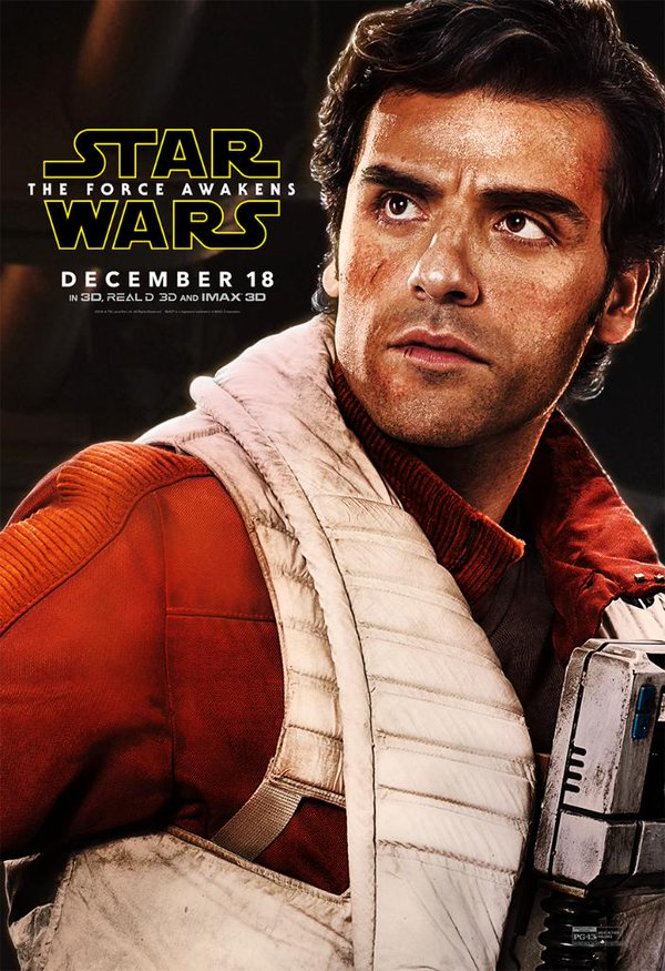 New Poster And Featurette For Star Wars: The Force Awakens Released
