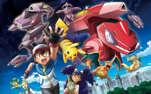 Pokémon the Movie: Genesect And The Legend Awakened To Air On Cartoon Network October 19th
