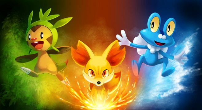 Pokemon XY Starters 657x360 Dawn Of The 2DS: Why Nintendos Newest Misstep Is Their Smartest Move Of The Year