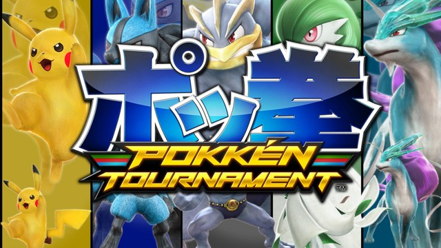 A New Fighter For Pokken Tournament Will Be Announced Next Week