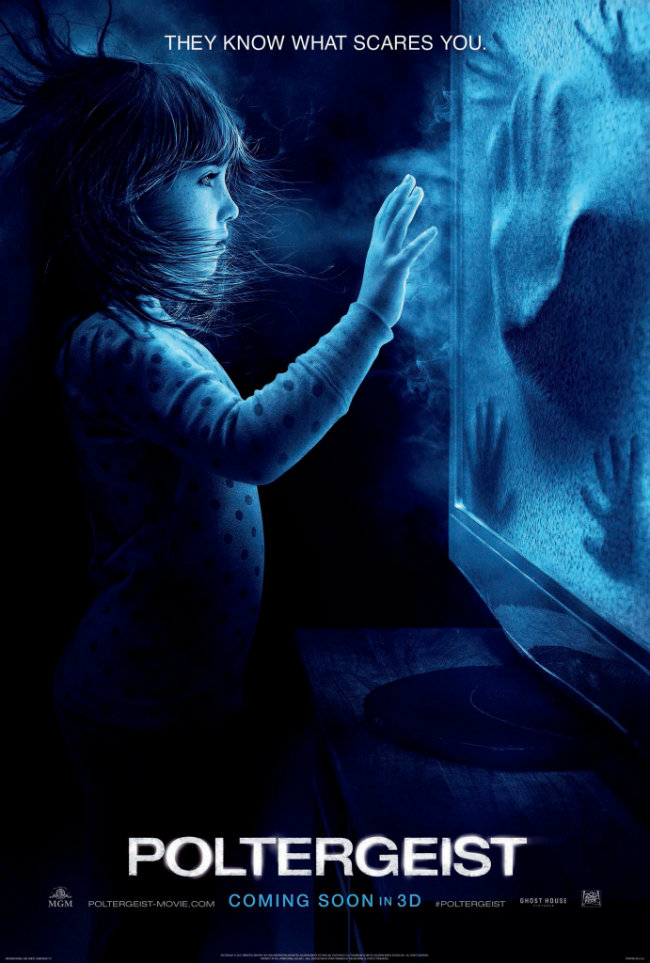 Dimensions Blur In New Poster For Gil Kenan's Poltergeist Reboot
