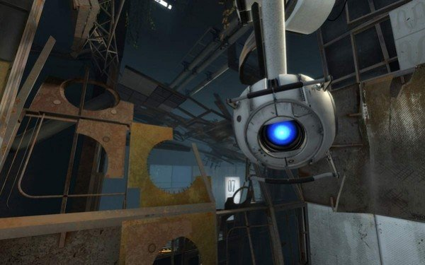 Portal 2 Getting Move-Enabled PS3 DLC
