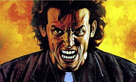New Preacher Images Have Jesse Custer Ready To Fight The Law