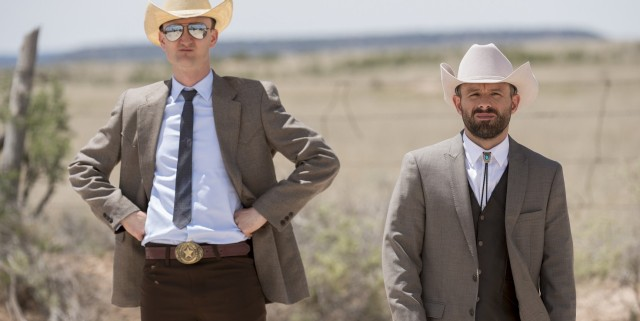 New Preacher Images Prepare Jesse Custer to Fight the Law