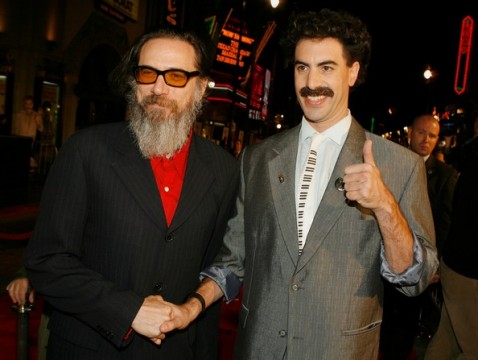 Larry Charles And Sacha Baron Cohen To Team Up Again For The Dictator