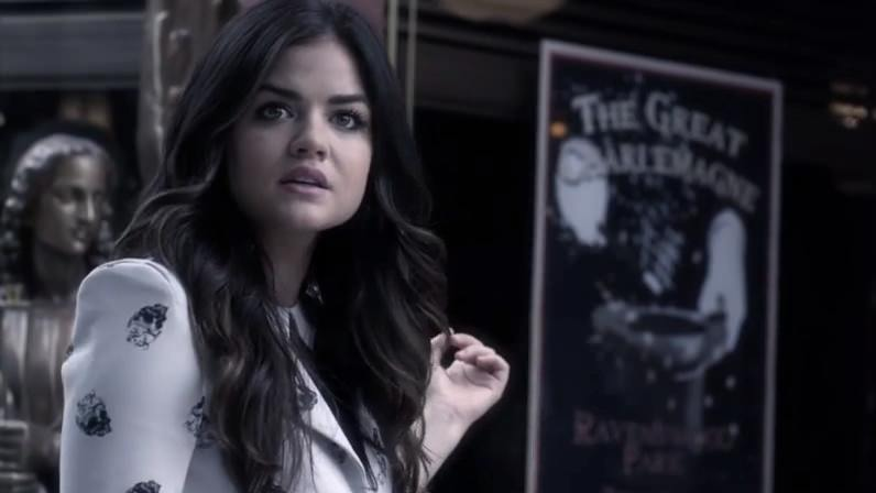 "Pretty Little Liars Review: ""Now You See Me, Now You Don't"" (Season 4, Episode 12)"