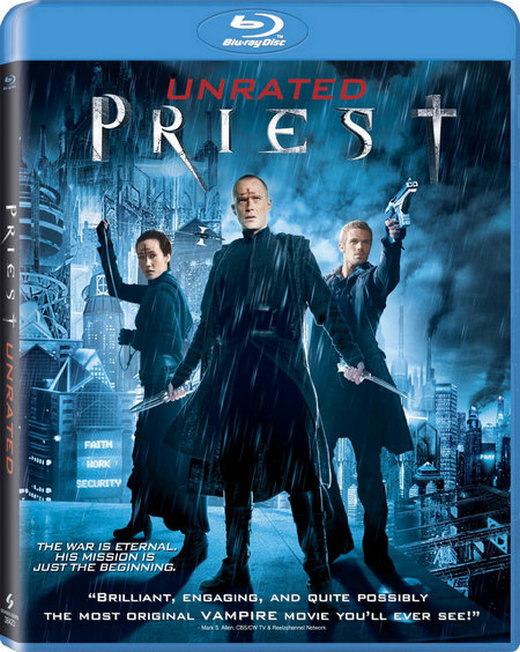 Priest Blu-Ray Review