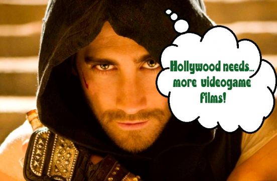 Prince of Persia Videogame Films