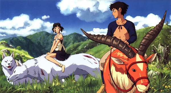 Princess Mononoke 1 The Top Ten Films That Deserve The IMAX Treatment