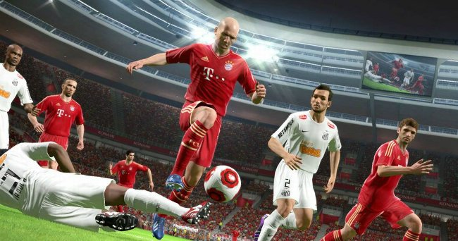 Pro Evolution Soccer 2014's Online Modes Include Master League, 11 Vs. 11 And More