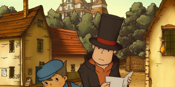 Professor Layton Will Come With The Good Kind Of DLC This November