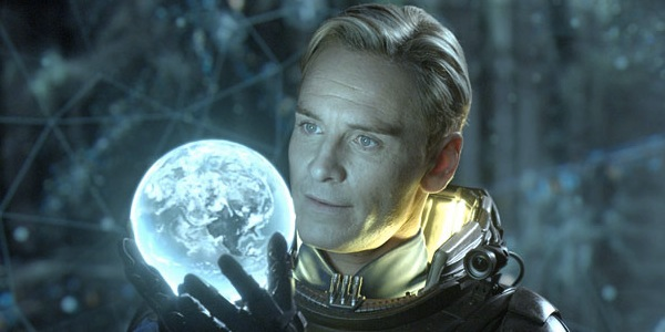 "Michael Fassbender Continues To Drum Up Alien: Covenant's Scare Factor, Promises ""Massive Scope"""