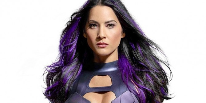 New Hi-Res Image Of Oliva Munn As Psylocke In X-Men