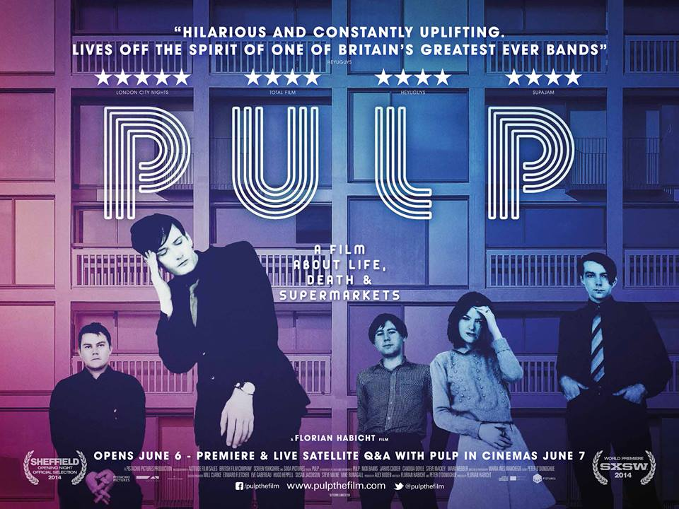Pulp: A Film About Life, Death and Supermarkets Review
