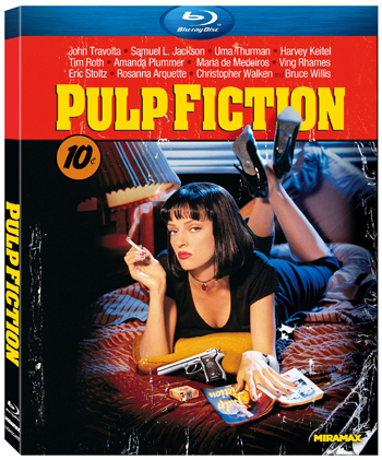 Pulp Fiction And Jackie Brown To Make Blu-Ray Debut This October