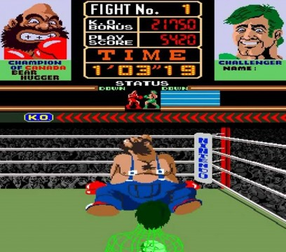 Punch Out 408x360 Trendsetters: 7 Games Responsible For The Common Gameplay Mechanics We Have Today