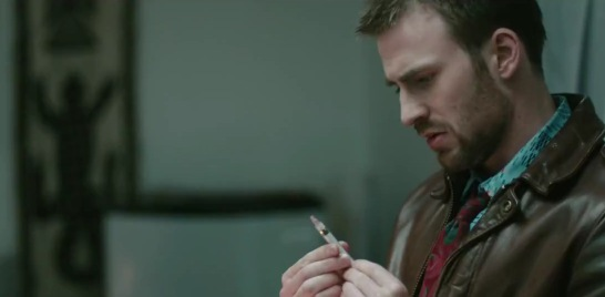 Chris Evans In A Dramatic New Clip From Puncture