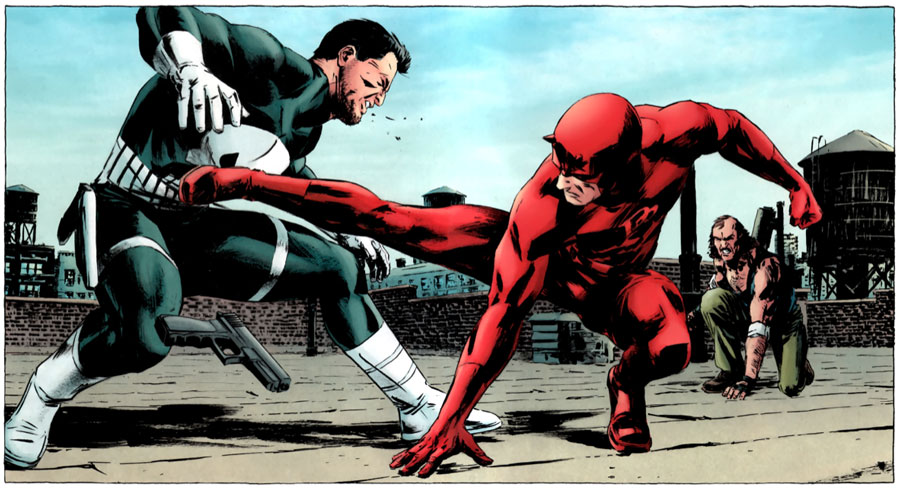 Daredevil And Punisher Could Appear In A Marvel Film In The Near Future