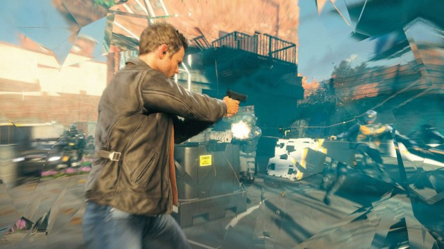 Quantum Break Is The Xbox One's Biggest-Selling New IP, Microsoft Confirms