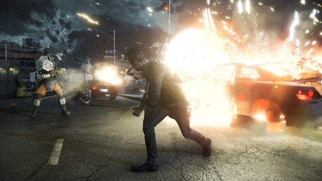 "Development On Quantum Break Is ""So Close"" To Completion, Says Remedy"