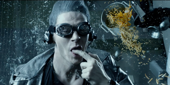Expect A Longer, More Detailed Quicksilver Scene In X-Men: Apocalypse, Says Evan Peters
