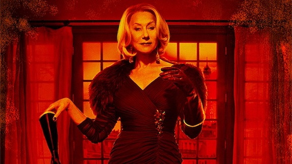 Press Conference Interview With Helen Mirren On RED 2