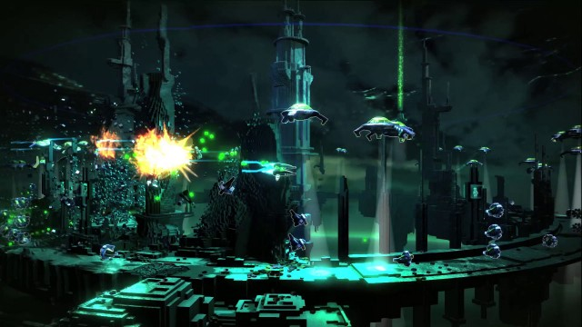 Learn More About Resogun With Some Insightful New Videos