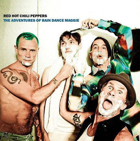 Red Hot Chili Peppers Release The Adventures Of Rain Dance Maggie
