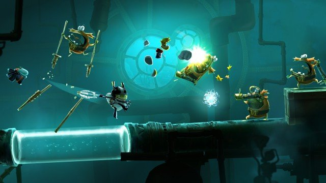 New Rayman Legends Level & Pre-Order Costumes Announced