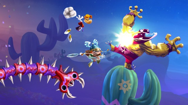 Brilliant New Rayman Legends Trailer Showcases Musical Gameplay