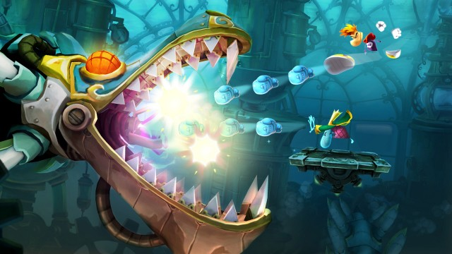 Rayman Legends Wii U Smokes Other Platforms In The UK
