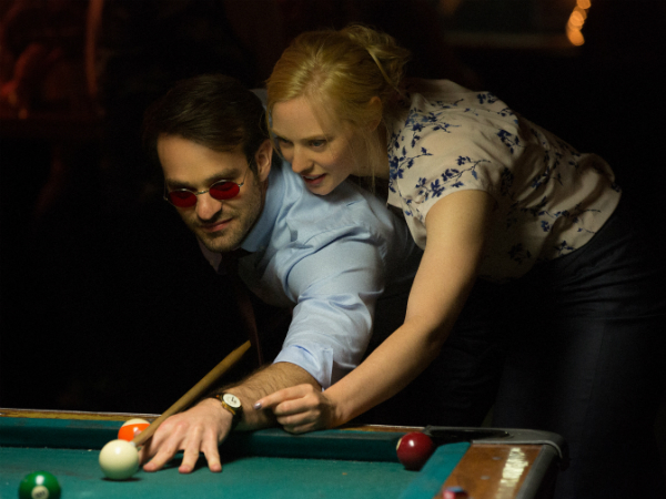 Exclusive Interview: Deborah Ann Woll Talks Daredevil Season 2