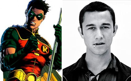 Could Joseph Gordon-Levitt Be Playing Robin In The Dark Knight Rises?