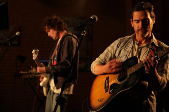 Trailer For William H. Macy's Directorial Debut Rudderless Is Now Online