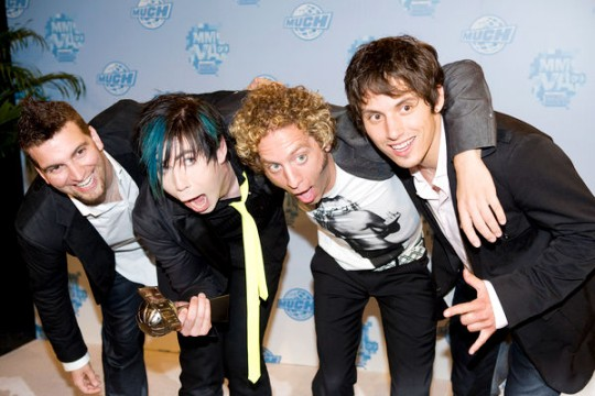 RWP 002733 540x360 Exclusive Interview With Marianas Trench